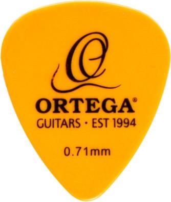 ORTEGA Plectren 20 pcs. 0,71 mm - Medium (PU20-OGPOR-M)