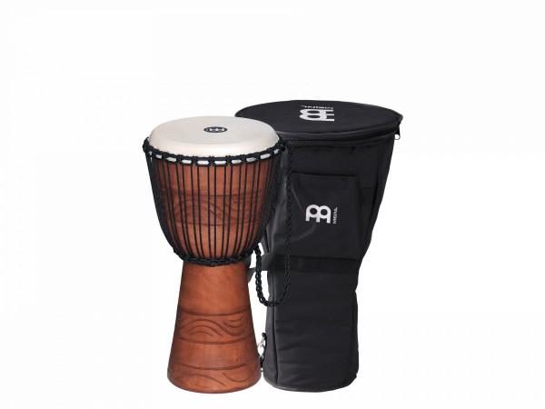 MEINL Percussion Water Rhythm Series Djembe - Medium with bag (ADJ2-M+BAG)