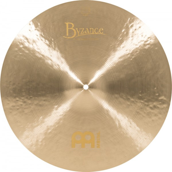 "MEINL Cymbals Byzance Jazz Medium Thin Crash - 17"" (B17JMTC)"