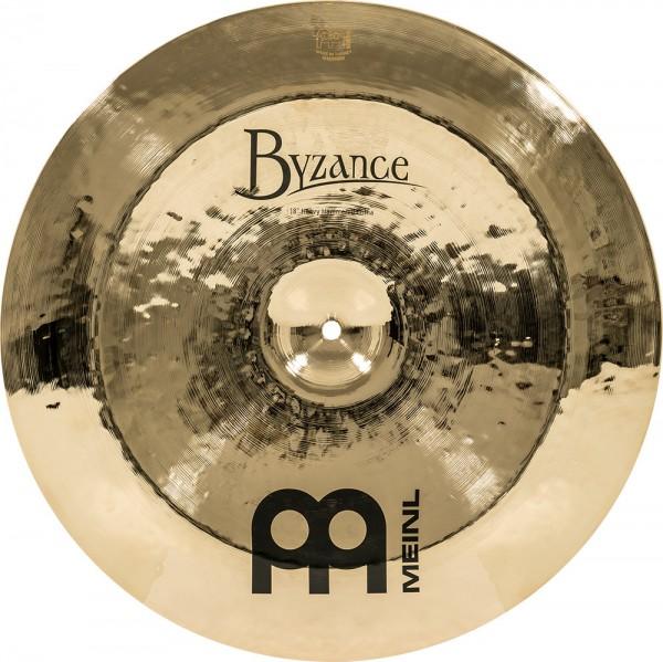 "MEINL Cymbals Byzance Brilliant Heavy Hammered China - 18"" (B18HHCH-B)"