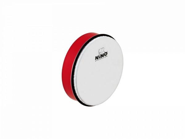 "NINO Percussion ABS Hand Drum - 8"", Red (NINO45R)"