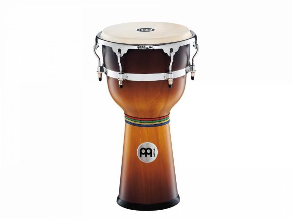 "MEINL Percussion Floatune Series Djembe - 12"" Gold Amber Sunburst matte (DJW3GAB-M)"