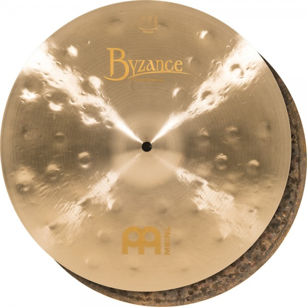 "MEINL Cymbals Byzance Jazz Thin Hihat - 15"" (B15JTH)"