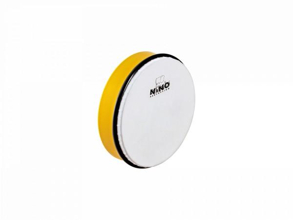 "NINO Percussion ABS Hand Drum - 8"", Yellow (NINO45Y)"