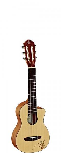 ORTEGA Guitarlele Series Cutaway - NT - Natural (RGL5C)