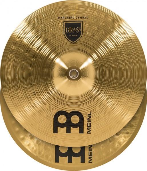 "MEINL Cymbals Marching Medium - 13"" Brass (MA-BR-13M)"