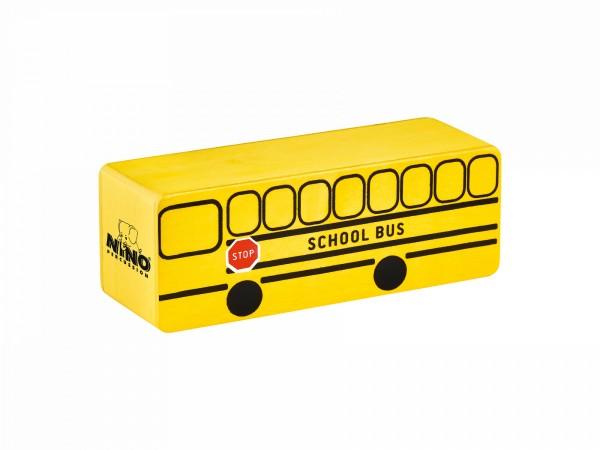 NINO Percussion Shaker - School Bus (NINO956)