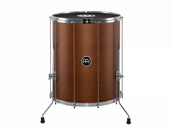 "MEINL Percussion Wood Surdo Drum - 20""x 24"" African Brown (SU20-L-AB-M)"
