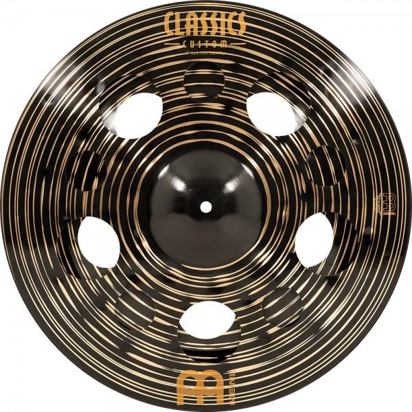 "MEINL Cymbals Classics Custom Dark Trash Stack - 18"" (CC-18DASTK)"