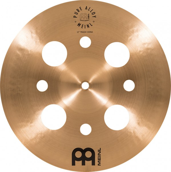 """MEINL Cymbals Pure Alloy Trash China - 12"""" (PA12TRCH)"""