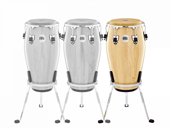 "MEINL Percussion Marathon Exclusive Series Conga - 12 1/2"" Chrome Hardware (MEC1212NT-CH)"