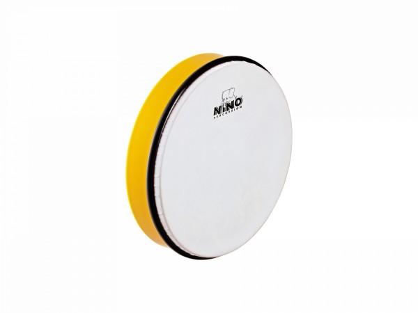 "NINO Percussion ABS Hand Drum - 10"", Yellow (NINO5Y)"