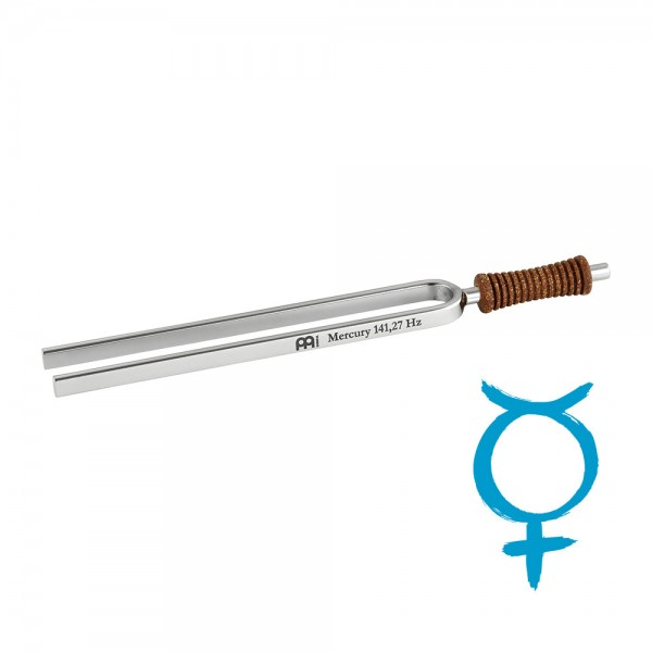 MEINL Sonic Energy Tuning Fork - Mercury - 141.27 Hz (TF-ME)
