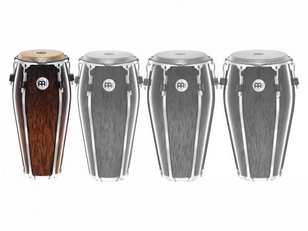 "MEINL Percussion Floatune Series Nino - 10"" Brown Burl (FL10BB)"