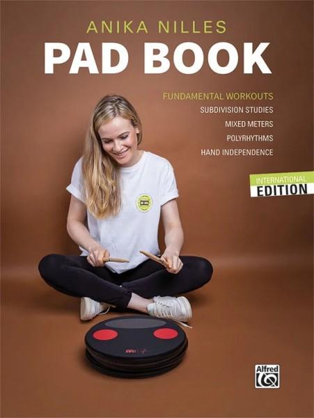 ANIKA NILLES Pad Book / International Edition - Fundamental Workouts (PADBOOK-EN)