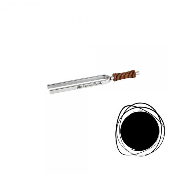 MEINL Sonic Energy Tuning Fork - Schumann Resonance - 250,56 Hz (TF-SF)