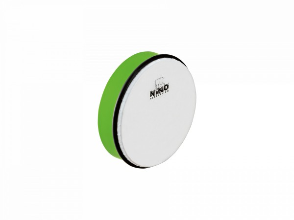"NINO Percussion ABS Hand Drum - 8"", Grass-Green (NINO45GG)"