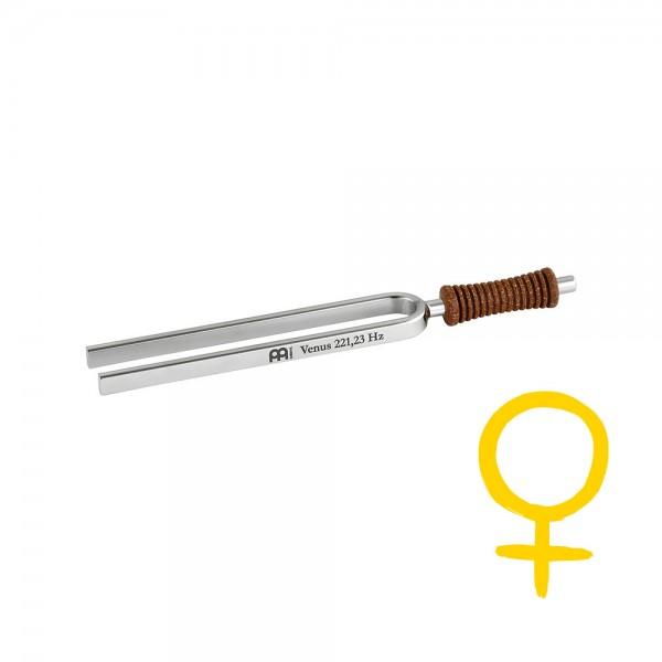 MEINL Sonic Energy Tuning Fork - Venus - 221.23 Hz (TF-V)