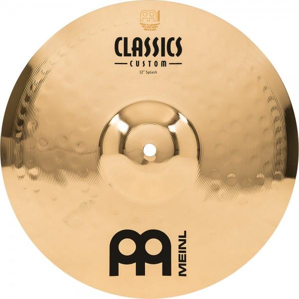 """MEINL Cymbals Classics Custom Splash - 12"""" Brilliant Finish (CC12S-B)"""