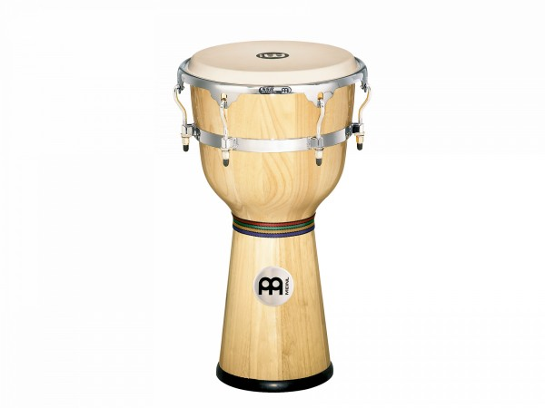 """MEINL Percussion Floatune Series Djembe - 12"""" Natural (DJW3NT)"""