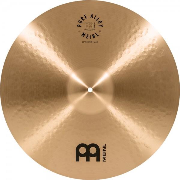 """MEINL Cymbals Pure Alloy Medium Crash - 20"""" (PA20MC)"""