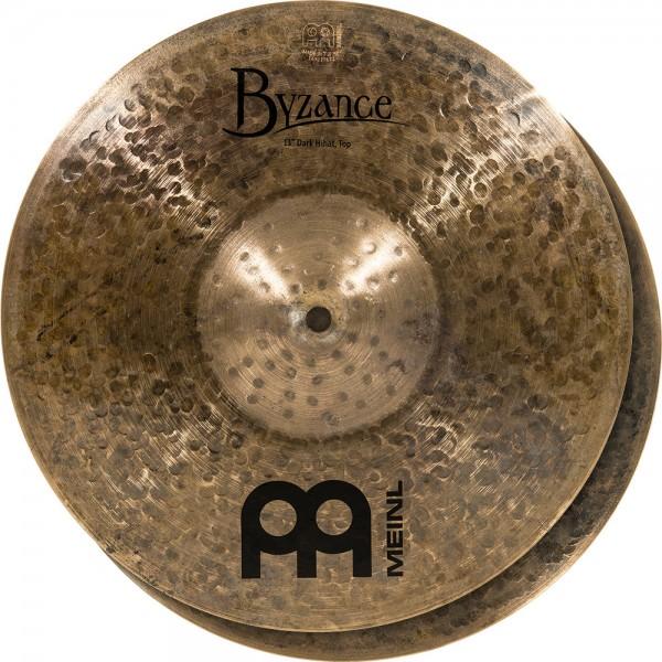 "MEINL Cymbals Byzance Dark Hihat - 13"" (B13DAH)"