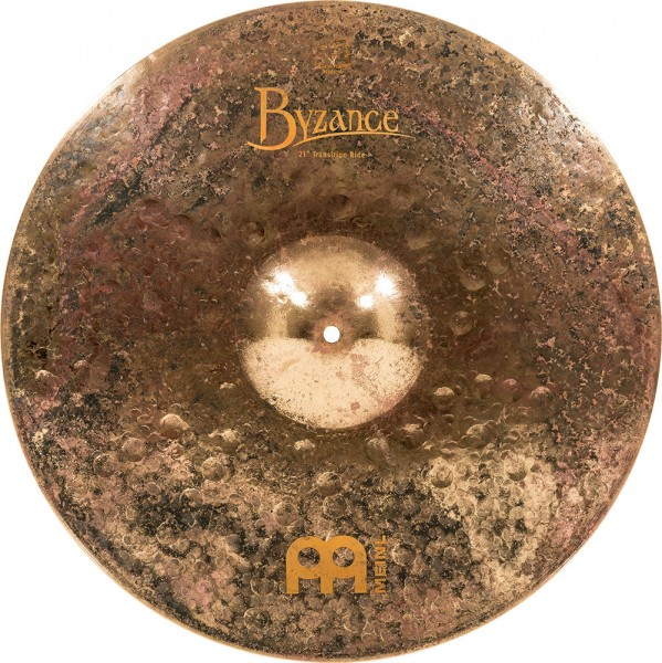 """MEINL Cymbals Byzance Extra Dry Transition Ride - 21"""" Mike Johnston Signature (B21TSR)"""