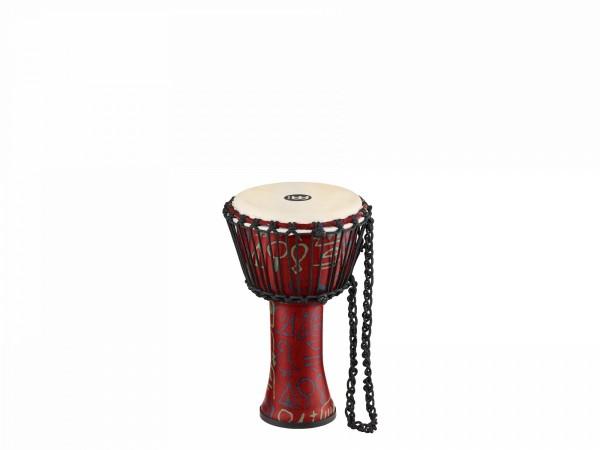 MEINL Percussion Travel Series African Djembe - Pharaoh's Script, Small - Goat Head (PADJ1-S-G)