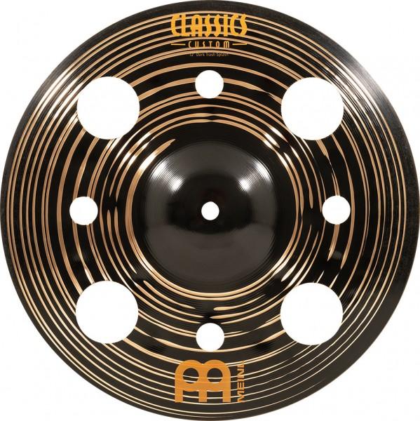 """MEINL Cymbals Classics Custom Dark Trash Splash - 12"""" (CC12DATRS)"""