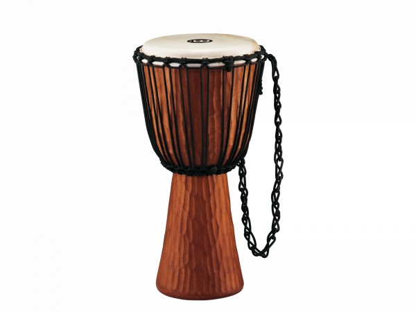 "MEINL Percussion Headliner Rope Tuned Nile Series Djembe - 12"" Large (HDJ4-L)"