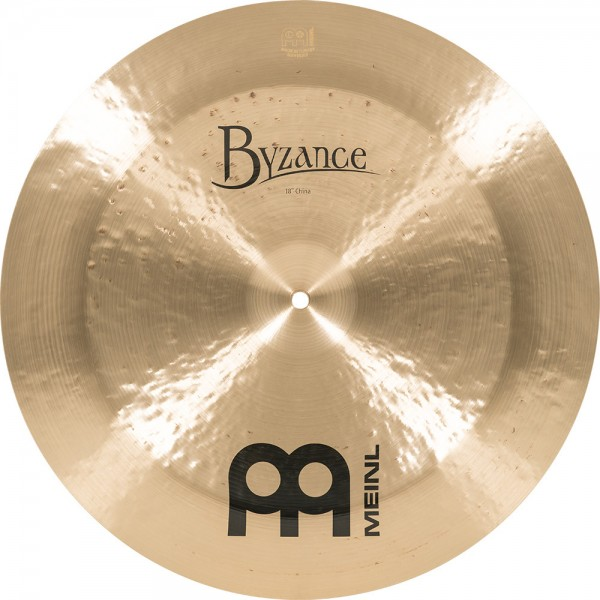 """MEINL Cymbals Byzance Traditional China - 18"""" (B18CH)"""