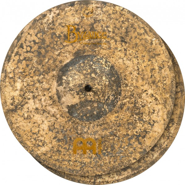 """MEINL Cymbals Byzance Vintage Pure Hihat - 14"""" (B14VPH)"""