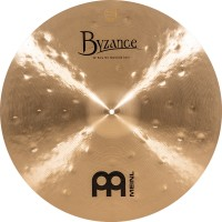 """MEINL Cymbals Byzance Traditional Extra Thin Hammered Crash - 22"""" (B22ETHC)"""
