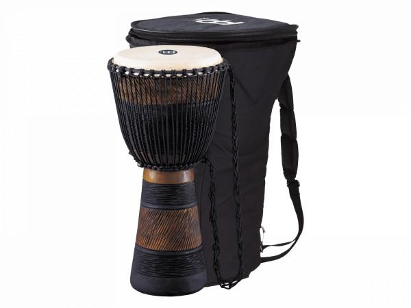 MEINL Percussion Earth Rhythm Series Djembe - Large with bag (ADJ3-L+BAG)
