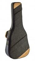 ORTEGA Softcase for Dreadnought Guitar - Mocca (OSOCADN-MO)