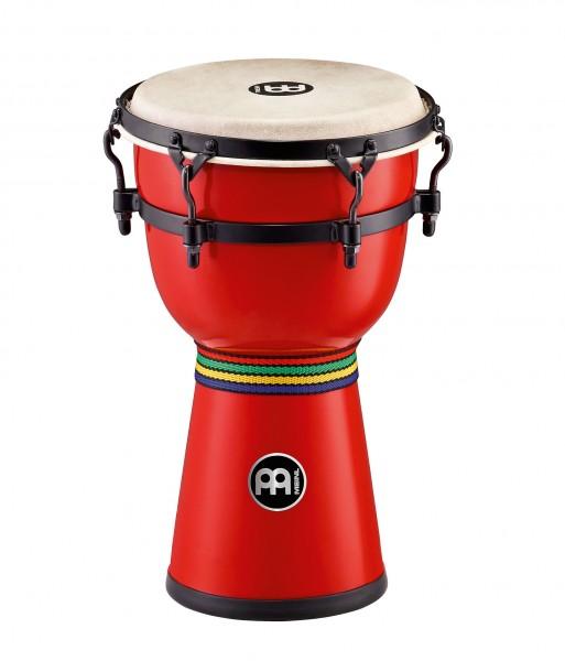 """MEINL Percussion Fiberglass Mini Dancing Djembe - 8"""" red (HDJ200R)"""