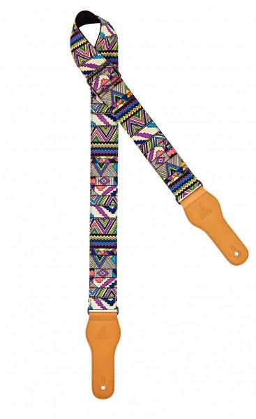 "ORTEGA guitar strap - length 1580mm / 62"" (Max) / width 50mm - modern arts (OCS-510)"