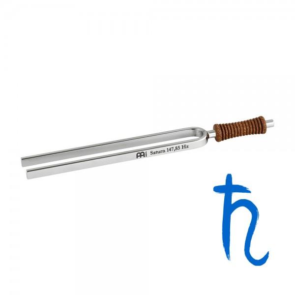 MEINL Sonic Energy Tuning Fork - Saturn - 147.85 Hz (TF-SA)