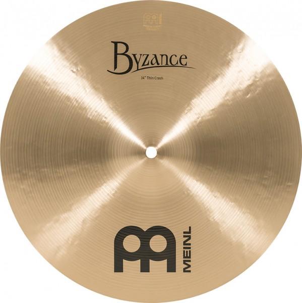 "MEINL Cymbals Byzance Traditional Thin Crash - 14"" (B14TC)"
