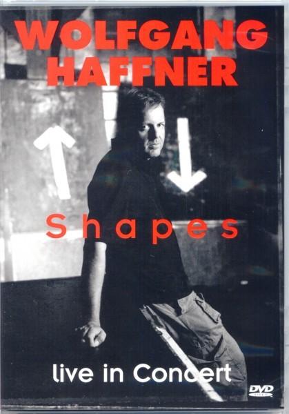 "DVD Wolfgang Haffner ""Shapes - Live In Concert"" (DVD10)"