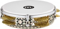 "MEINL Percussion Artisan Edition Riq Drum - 8 3/4"" White Pearl, Mosaic Royale (AERIQ1)"