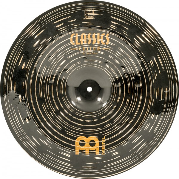 "MEINL Cymbals Classics Custom Dark China - 18"" (CC18DACH)"