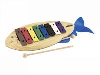 NINO Percussion Glockenspiel Fish - C D E F G A B C (NINO901)