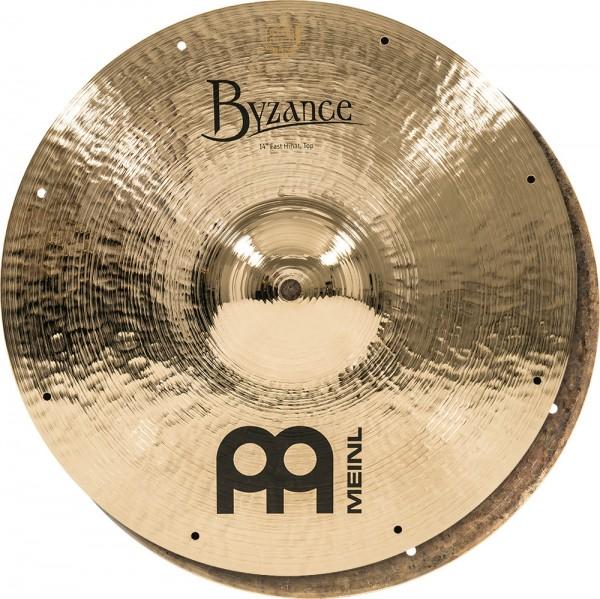 "MEINL Cymbals Byzance Brilliant Fast Hihat - 14"" (B14FH)"