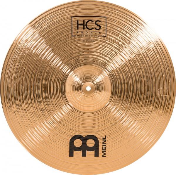 "MEINL Cymbals HCS Bronze Crash Ride - 20"" (HCSB20CR)"