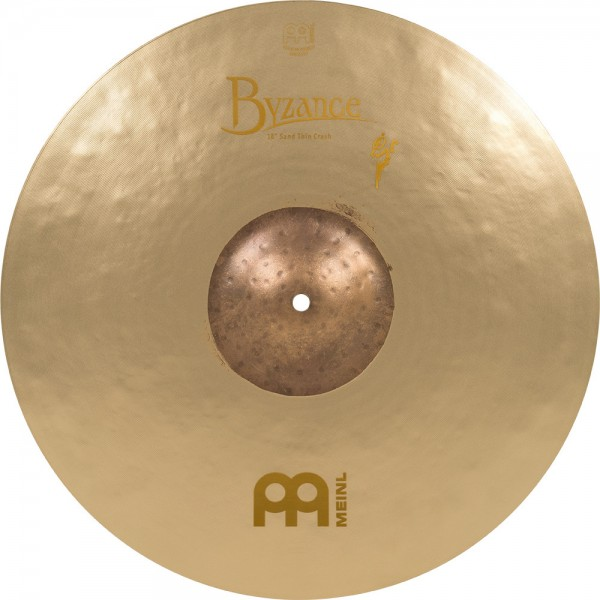 "MEINL Cymbals Byzance Vintage Sand Thin Crash - 18"" (B18SATC)"