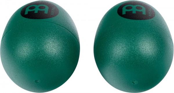 MEINL Percussion Egg Shaker Pair - Green (ES2-GREEN)