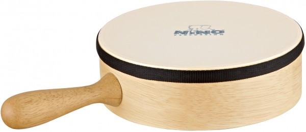 "NINO Percussion Hand Drum with handle - 8"" (NINO42)"