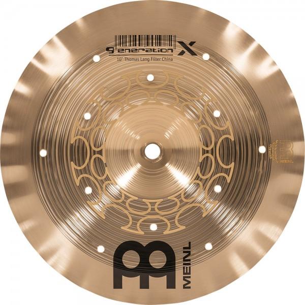 "MEINL Cymbals Generation X Filter China - 10"" (GX-10FCH)"