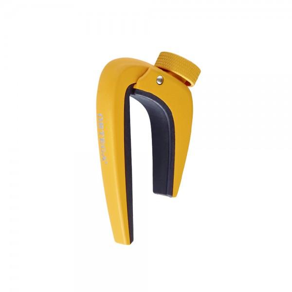 ORTEGA Capo Spider Monkey - For flat Fretboard up to 52mm at nut (SMCPAD-OR)